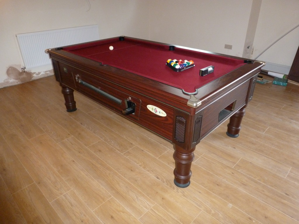 Winner Supreme GCL Billiards - I want to sell my pool table