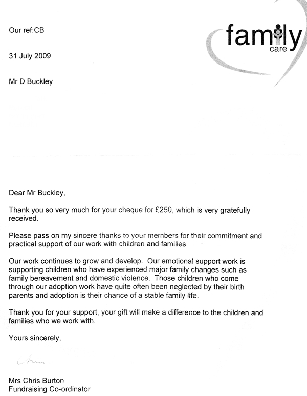letter example uk. Grievance+letter+example